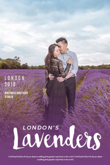 london lavenders bloom wedding photoshoot