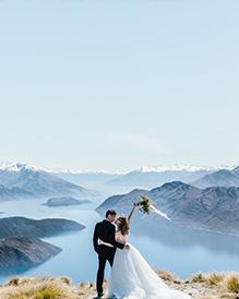 Wedding Photography 紐西蘭